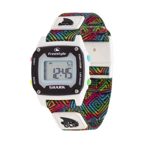 Freestyle Shark Classic Mini Clip Since '81  Watch- Neon Wave