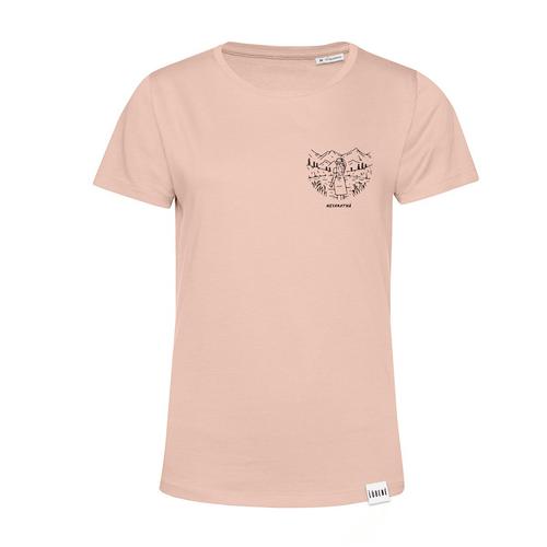 Neskrotná - Dámske Tričko