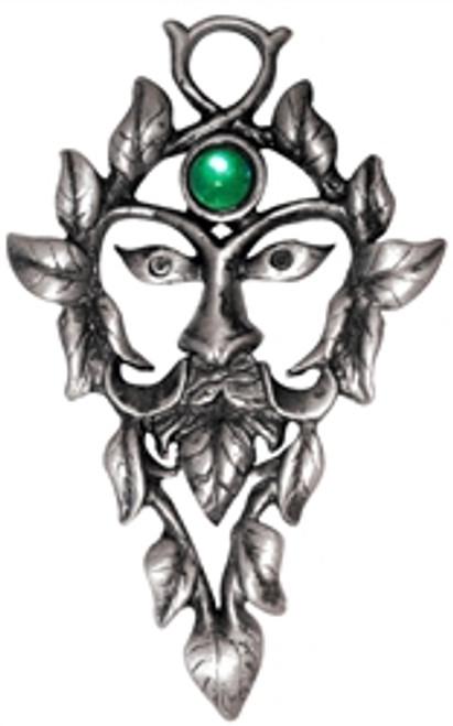 Green Man for Natural Magic