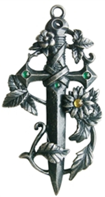Sword in the Green for Magical Protection