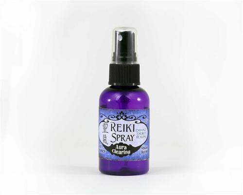 Reiki Spray - 2 oz - Essential Oil Blend in a Vegan Spray Base - Conjure Hoodoo Spray