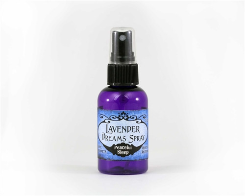 Lavender Dreams Spray - 2 oz - Essential Oil Blend in a Vegan Spray Base - Conjure Hoodoo Spray