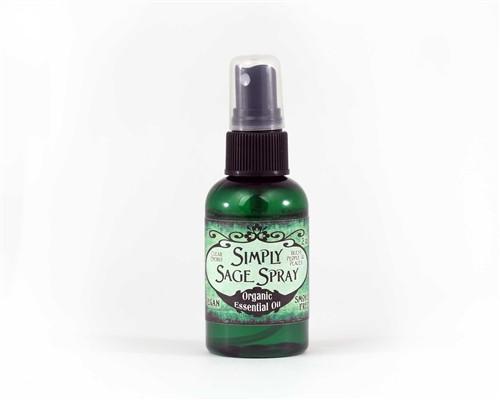 Liquid Smudge in Spray: Sage & Clary Sage
