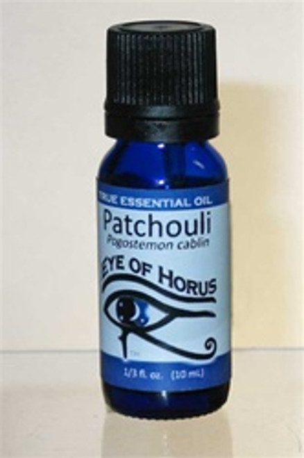 Patchouli Essential Oil - Pogostemon cablin - 10mL