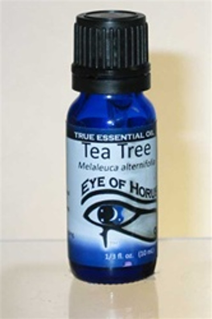 Tea Tree Essential Oil - Melaleuca alternifolia - 10mL   Aromatherapy Oil from TheEyeMpls.com
