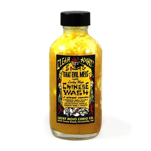 Chinese Wash - 4oz bottle