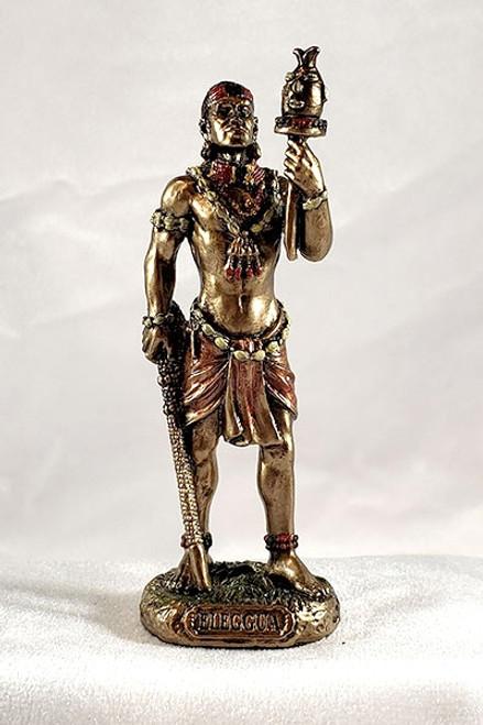 Eleggua Orisha mini-figure (polystone) - 3.5 in.
