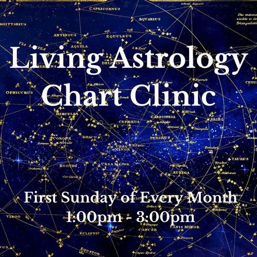 Living Astrology Chart Clinic