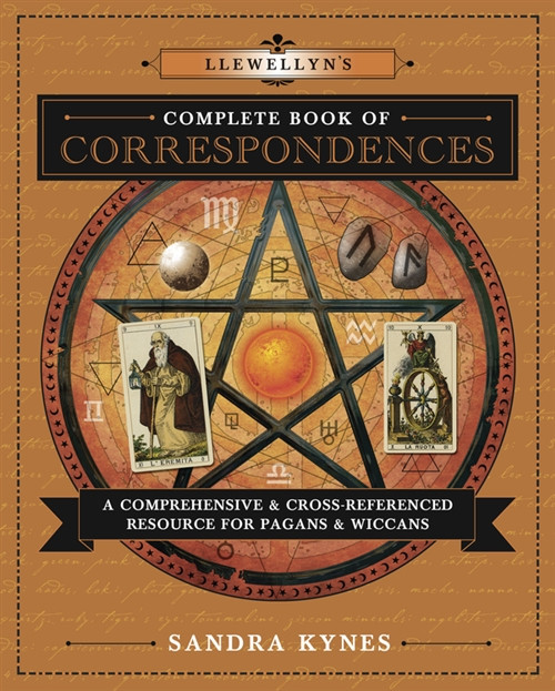 Llewellyn's Complete Book of Correspondences by Sandra Kynes