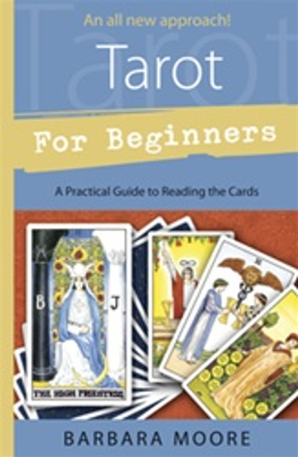 Tarot for Beginners Book by Barbara Moore