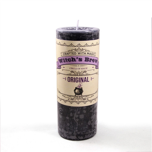 Original Witches Brew Spell Candle