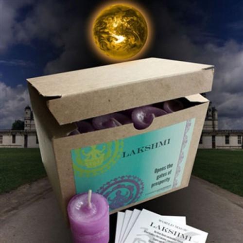Lakshmi votive, World Candle