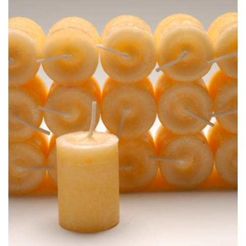 Needed Change Votive Candle with Sandalwood and Rosemary Essential Blend