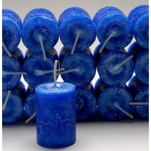 Truth and Justice Votive Candle with Bergamot and Clove Essential Blend