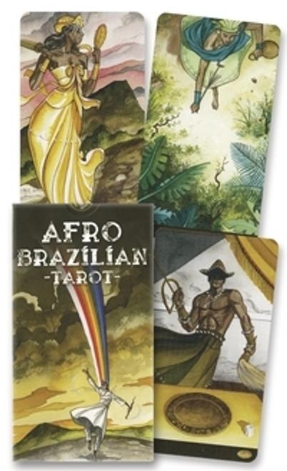 Afro Brazilian Tarot by Lo Scarabeo