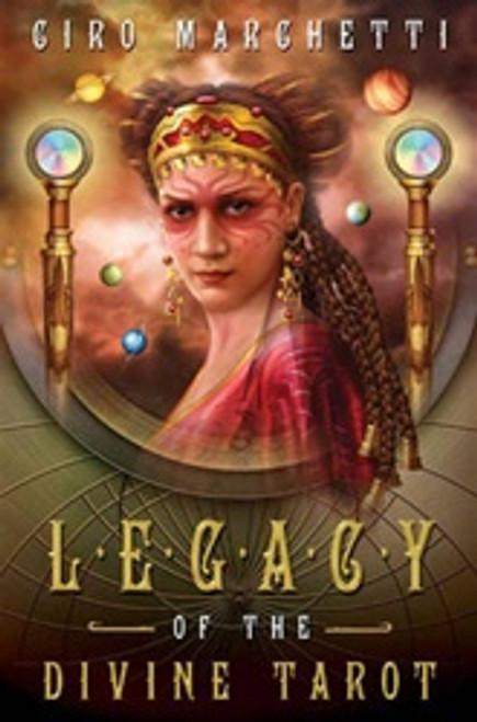 Legacy of the Divine Tarot Kit by Ciro Marchetti