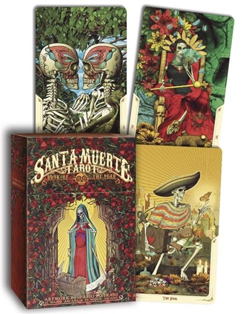 Santa Muerte Tarot - Book of the Dead Regular Edition