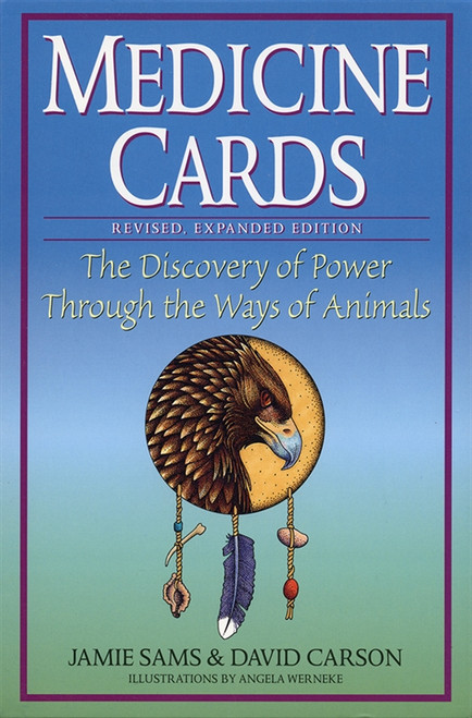 Medicine Cards by Jamie Sams & David Carson