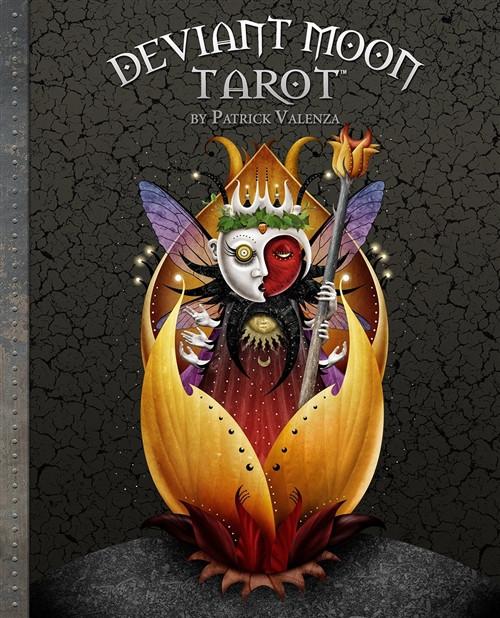 Deviant Moon Tarot by Patrick Valenza