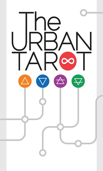 Urban Tarot by Robin Scott