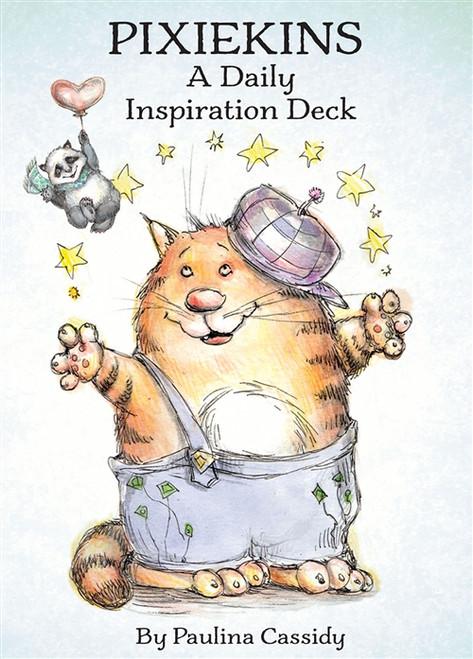 Pixiekins: A Daily Inspiration Deck by Paulina Cassidy