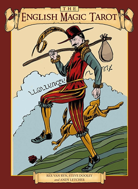 English Magic Tarot by Andy Letcher