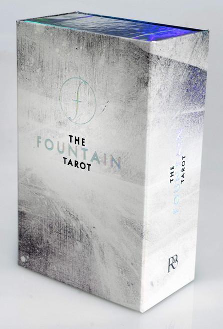 Fountain Tarot 2nd Edition by Jonathon Saiz - Book by Jason Gruhl - Design by Andi Todaro