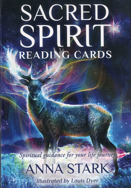 Sacred Spirit Reading Cards by Anna Stark and Louis Dyer