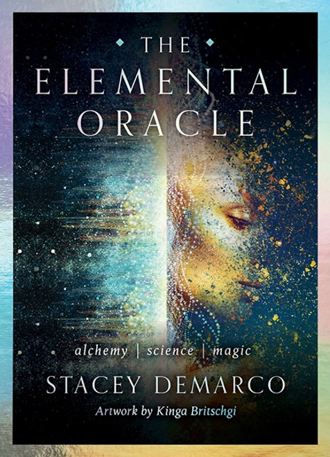 The Elemental Oracle by Stacey Demarco; art by Kinga Britschgi