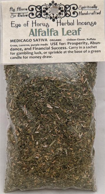 Alfalfa Leaf Organic c/s 20g