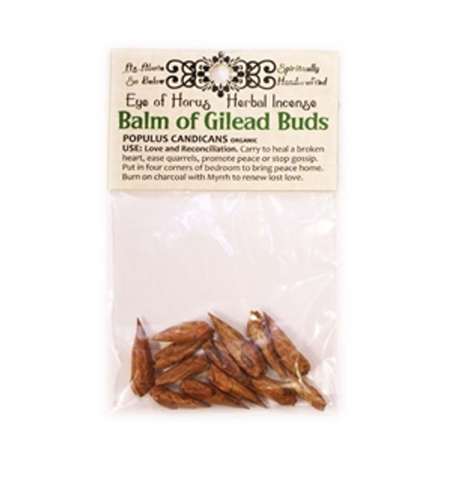 Balm of Gilead Buds for Love and Reconciliation magic, hoodoo, conjure ritual.