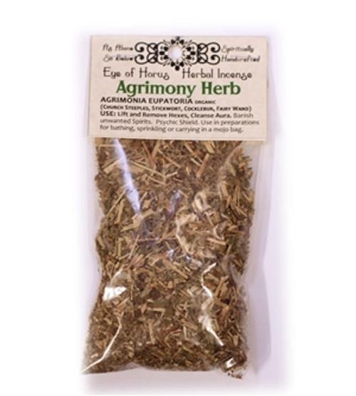 Agrimony Herb - Agrimonia Eupatoria - Organic Loose Leaf Incense