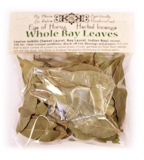 Bay Laurel Leaves - Whole Organic Laurus Nobilis