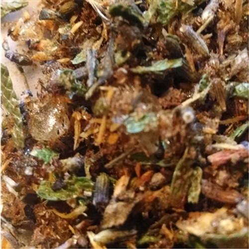 Ceremony Ritual Incense Sage Smudge Blend Rosarium