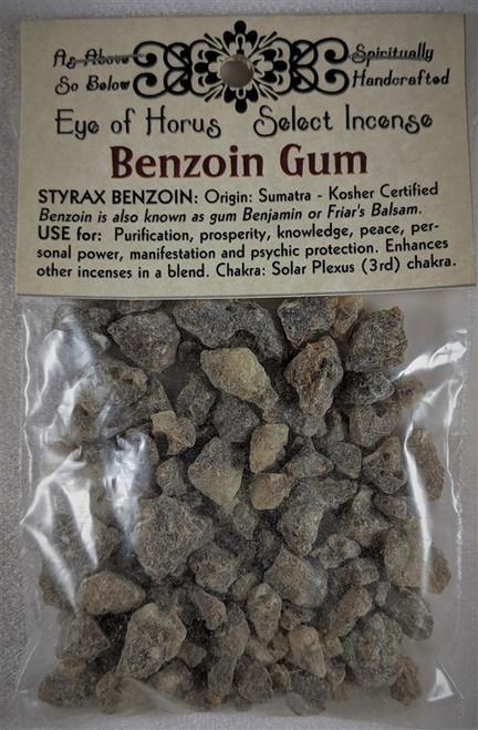 Benzoin Gum Resin