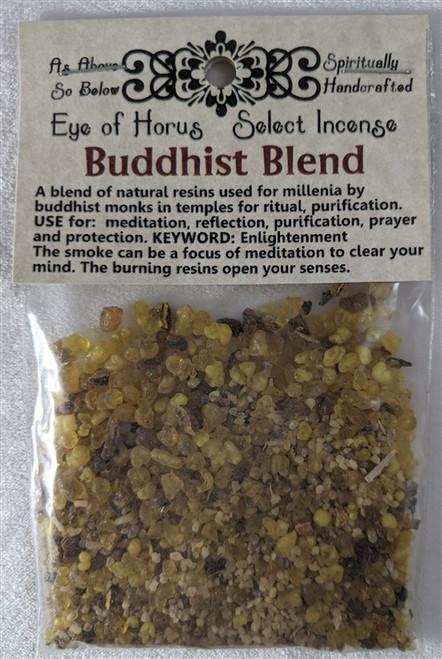 Buddhist Blend Resin