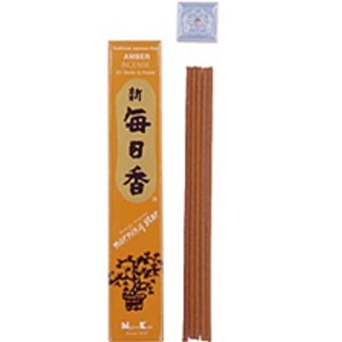 Amber Incense - Morning Star