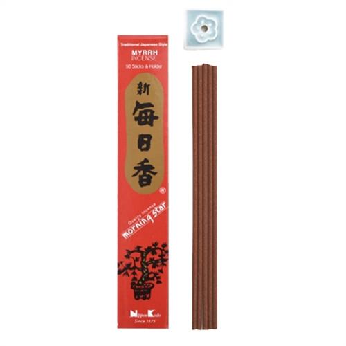 Myrrh Incense - Morning Star