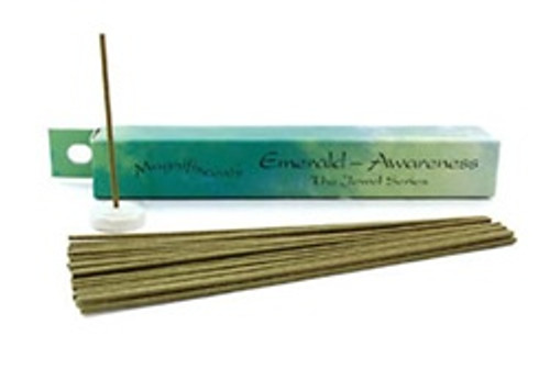 Jewel - Emerald Awareness Incense