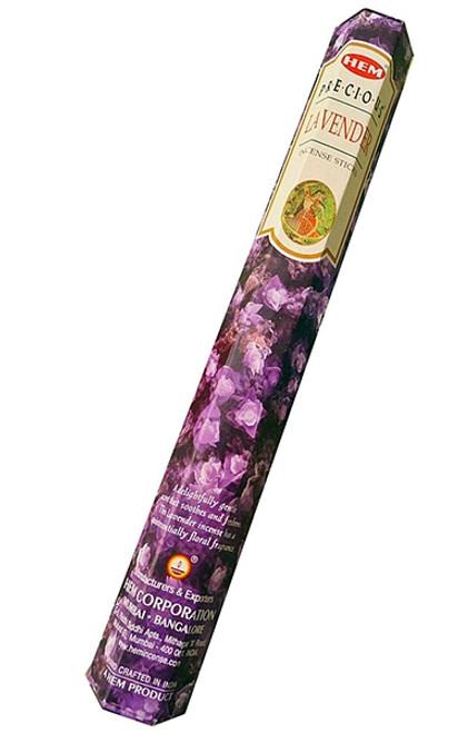 Precious Lavender Incense by Hem