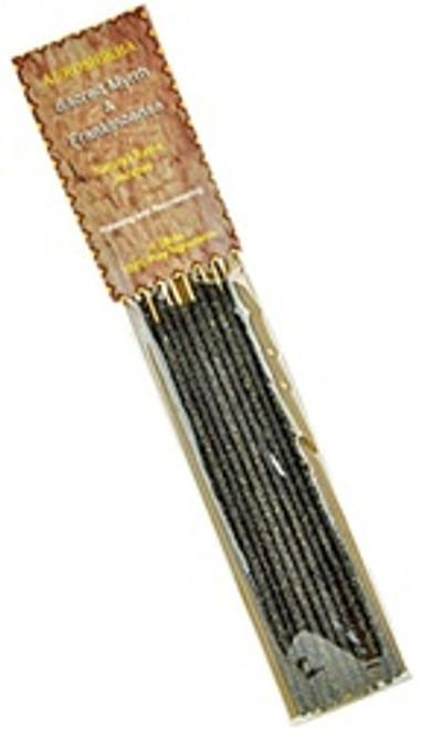 Auroshikha Sacred Myrrh & Frankincense Natural Resin Incense Stick