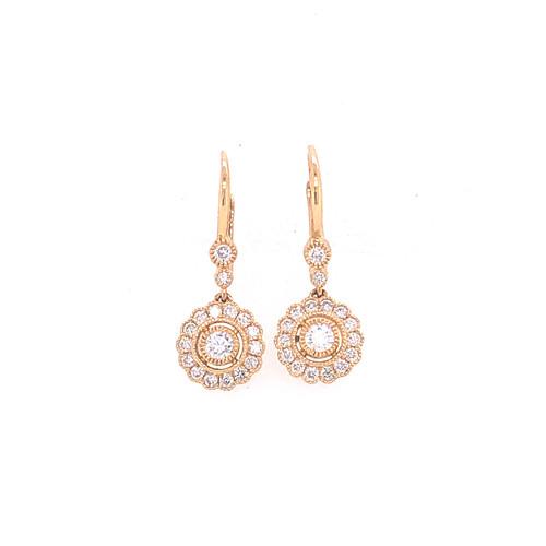 Tassia Diamond Earrings