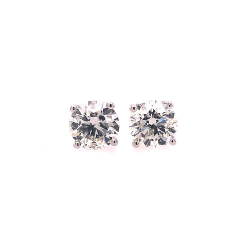 2.00CT Diamond Studs