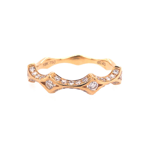 Dove Diamond Ring