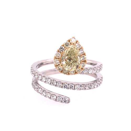 Renew Diamond Ring