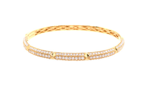 Balthazar Diamond Bangle