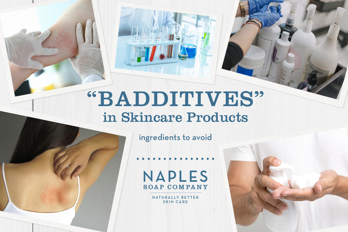 """Badditives"" to Avoid with Your Skin Care Routine"