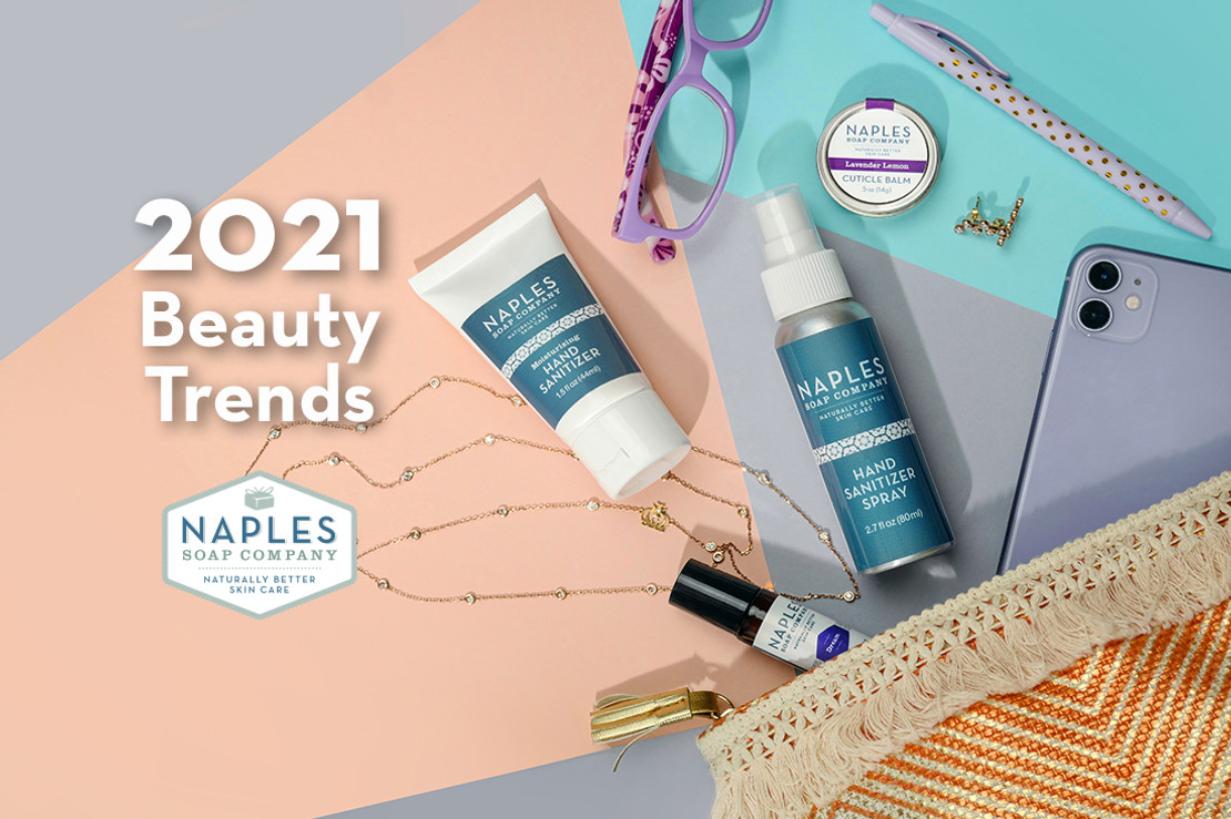 The Trends for Beauty & Skincare in 2021