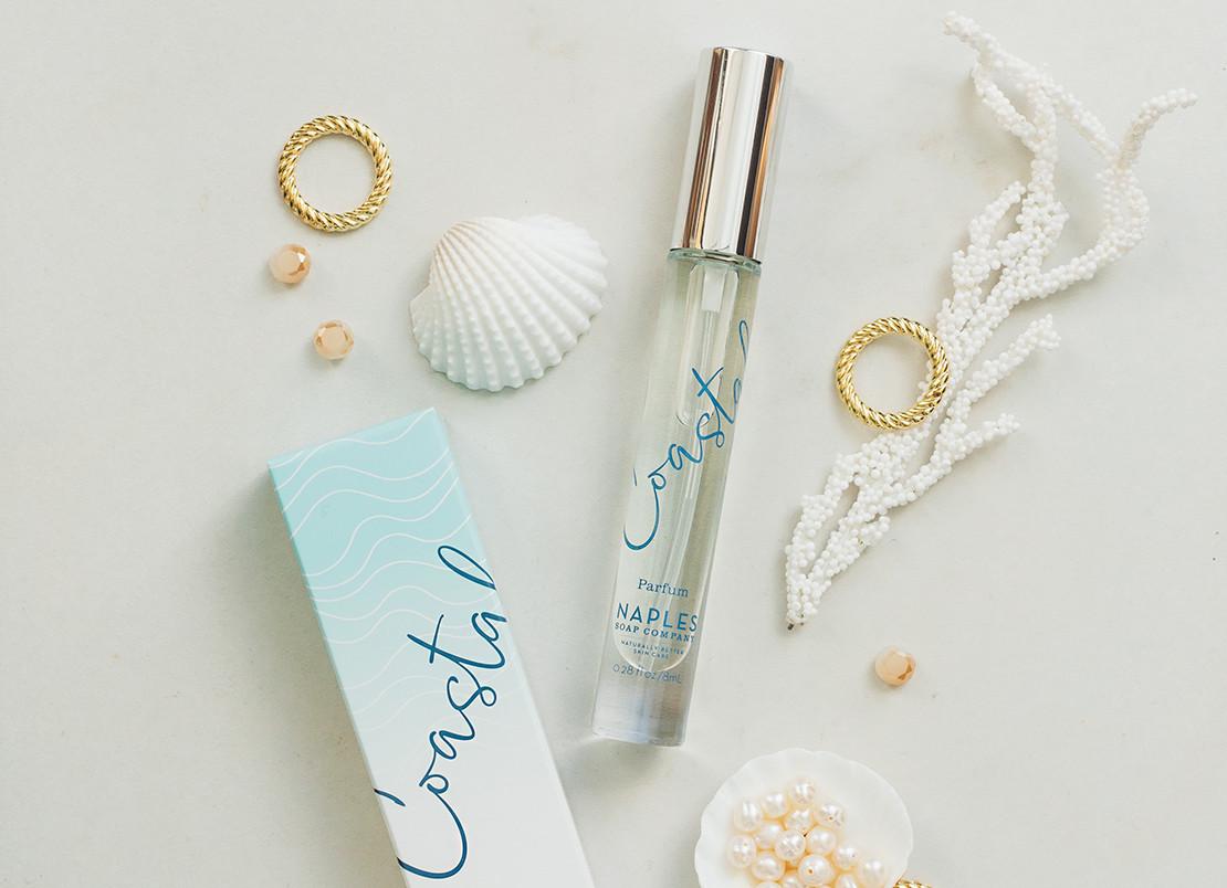 Naples Soap Launches Signature Allergen-Free  Parfum to Mark 10 Year Anniversary