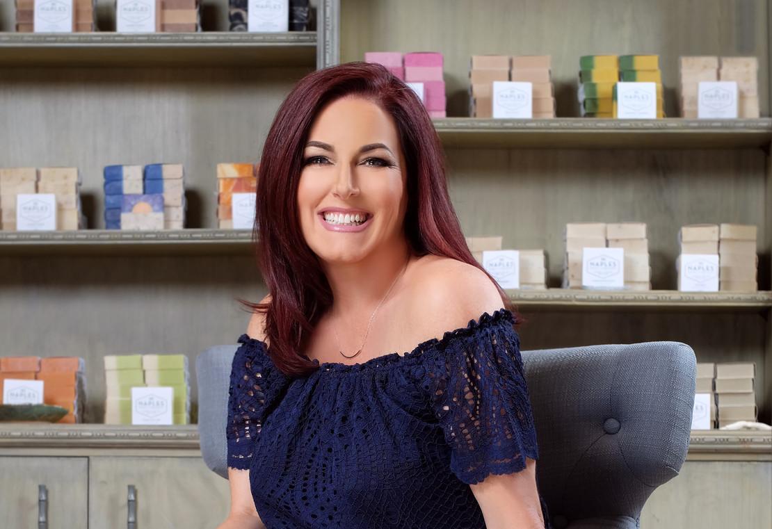 Celebrating Naples Soap Company Founder Deanna Wallin on National Nurses Day